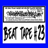 Beat Tape #23 - HipHopPhilosophy.com Radio