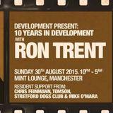 DJ Spinna @ The Final Development, Manchester - 2011