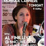 Monique Canniere inteview with Al Fink and Fans 7/17/2017