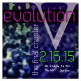 DJ Randy Bettis presents: Evolution Of A Dancer 5  |  The 90's (Part One)