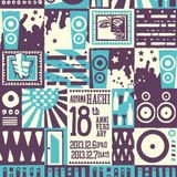 20131206@Aoyama Hachi ~18th Anniversary~ Mixed by DJ Sandnorm