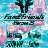 SONVX @ FAM & Friends, Friends Stage (25/03/2016)