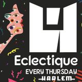ECLECTIQUE LIVE MIX August 25th 2016 by DJ HOKUTO and MC RICKY at CLUB HARLEM