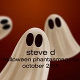 Steve D - Halloween Phantasmagoria (October 2016)