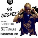Dj Rudeboy - Hot 96 96 degrees 04/08/17 Set 3
