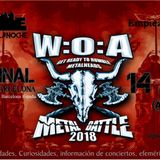 Final W:O:A Metal Battle Spain 2018