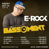 The Bassment 12/30/16 w/ DJ E-Rock PT2