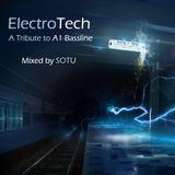 Electo Tech - Tribute To A1 Bassline - Mixed by SOTU aka DJ OBBY (August 2011)