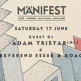 Manifest Radio 6 23 Mei 2017 StrandedFM