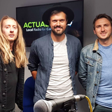 Loxley's Corner on Actual Radio with We Are Fossils 4th September 2018