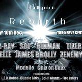 X-ray Live @ Intelligence Rebirth (Nerve Centre) Dec 2011