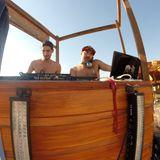 Joe Fisher b2b Paipmaister Colloca @ Afterbeach Playa Bikini, Manantiales, Enero 2015