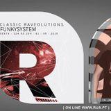 FUNKYSYSTEM & ALEX MORAIS @RAVEOLUTIONS RADIO SHOW