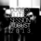 DJ Geri & Elitist - Live - August Summer Trance 2013 Session