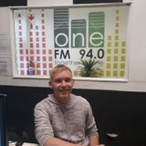 One FM94.0 Lunch- Frances Clare interviews Blake Pittaway about Project18