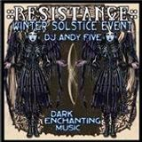 Andy Five at Resistance, Winter Solstice Event 2010
