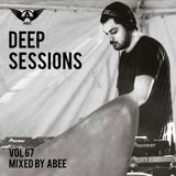 Deep Sessions - Vol 67 # 2017 | Vocal Deep House Music  Mix By Abee