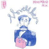 Pencilface +++ Movember Mix