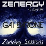 Zunday Sessions episode 25 (Gai Barone Special)