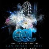 Gareth Emery - Live @ Electric Daisy Carnival (Las Vegas) - 08.06.2012