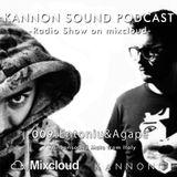 Kannon Sound Podcast 009:Entoniu&Agape