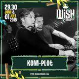 Kom-Plot Live Closing set @Dans&Grietje - Wish Outdoor 2018