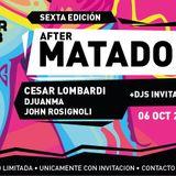 John Rosignoli - Live After Matador Hobo