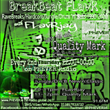 BreakBeat FLavR with FLavRjay & Quality Mark on PHEVER 91.6FM Dublin 21-DEC-17