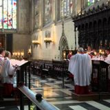 ROUNDABOUT WITH TONY BARNFIELD: A Year in the Life of King's College Chapel Choir; Stephen Cleobury.