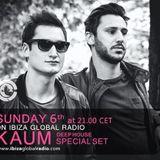 Kaum Deep House Mix @Ibiza Global Radio II