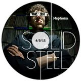 Solid Steel Radio Show 4/9/2015 Hour 1 - Mophono