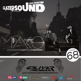 Glazersound Radio Show Episode #68 NYE  Special Guest Mako____Oliver Morgan