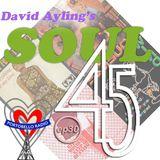 Portobello Radio David Ayling's Soul 45 Show EP30.