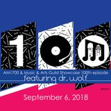 The Music & Arts Guild Showcase, Episode 100 :: Dr. Wolf :: 06 SEP 2018