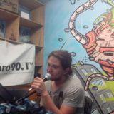 """Umbral entrevista a Christian Diez, """"Cuentacuentos"""" el día 14 de Junio 2014, por Radio Faro 90.1 fm"""