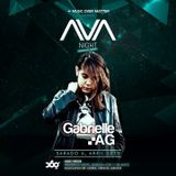 Gabrielle AG Live @ AVA Night Mexico City (Gas Stage) 06/04/2019
