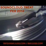 Ray Juss / Mixcloud Treat - Feb 2014 / UKG / Old School Garage / Garage / House