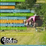 Bleckburk *live* @ Ouvert -traxondecks- openAir [Elbwiesen-Dresden] 26.05.2012