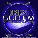 ORIEN ABSTRACT AUDIO SHOW CHRISTMAS SPECIAL 25 DECEMBER 2016 SUB FM