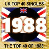 THE TOP 40 SINGLES OF 1988 [UK]