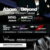 Above & Beyond - Group Therapy Miami, WMC 2012 (Miami, USA)