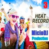 "Heat Record N° 3 '70 '80 """"""With TRACKLIST"""""""