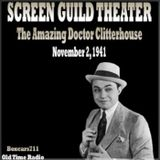 The Screen Guild Players - The Amazing Doctor Clitterhouse (Starring Edward G. Robinson) 11-