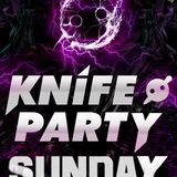 Knife Party Sunday, broadcasted on 7/14/2013!