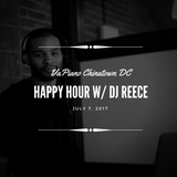 Happy Hour @ VaPiano DC 7-7-2017