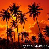 DJ REI - SUMMER MIX JULY 2016