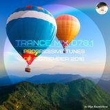 Trance Mix 078.1 (Progressive Tunes of September 2016)