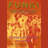 Funk! at The Gate (July 2015 pt 1)