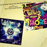 Laidback Luke & Dimitri Vegas & Like Mike Vs. Zedd Ft. Foxes - More Clarity (Stich Masup)