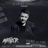 Matador @ Resistance Perú (2016.10.14)